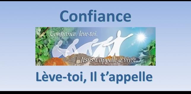CONFIANCE, nouveau thème de l'année