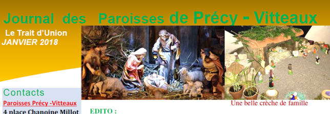 paroisse de vitteaux 2018