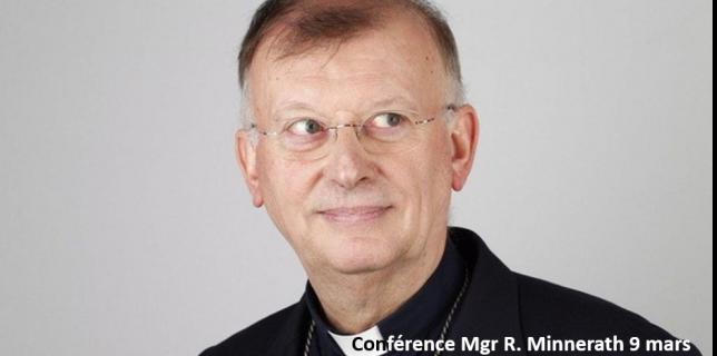 Conférence de Carême 9 mars Thil la Ville