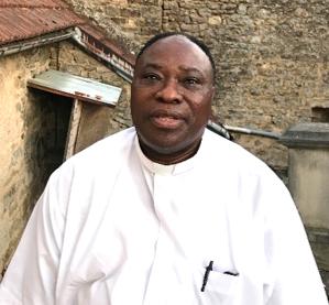 père marcel luedi curé de la paroisse de vitteaux arrive catholique