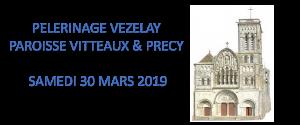 Pélerinage vézelay